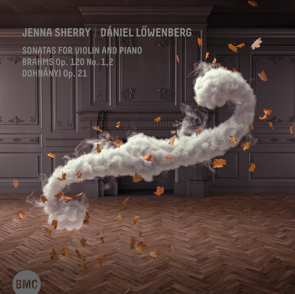 Jenna Sherry / Lowenberg,Daniel - Sonatas For Violin And Piano