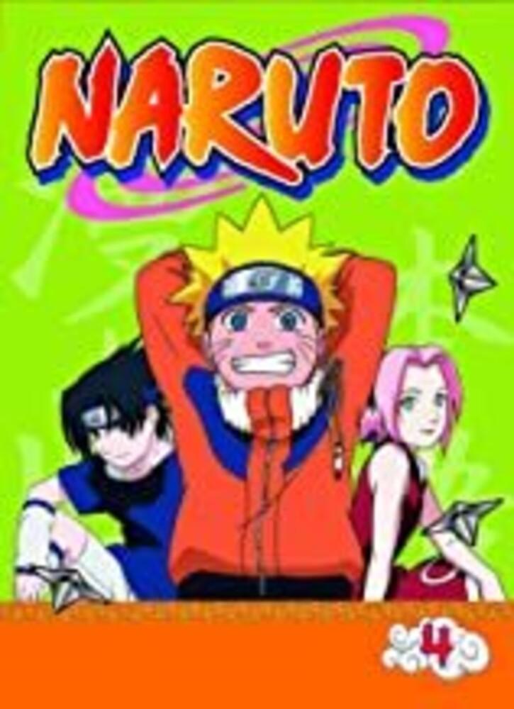 Naruto: Volume 4 - Naruto: Volume 4