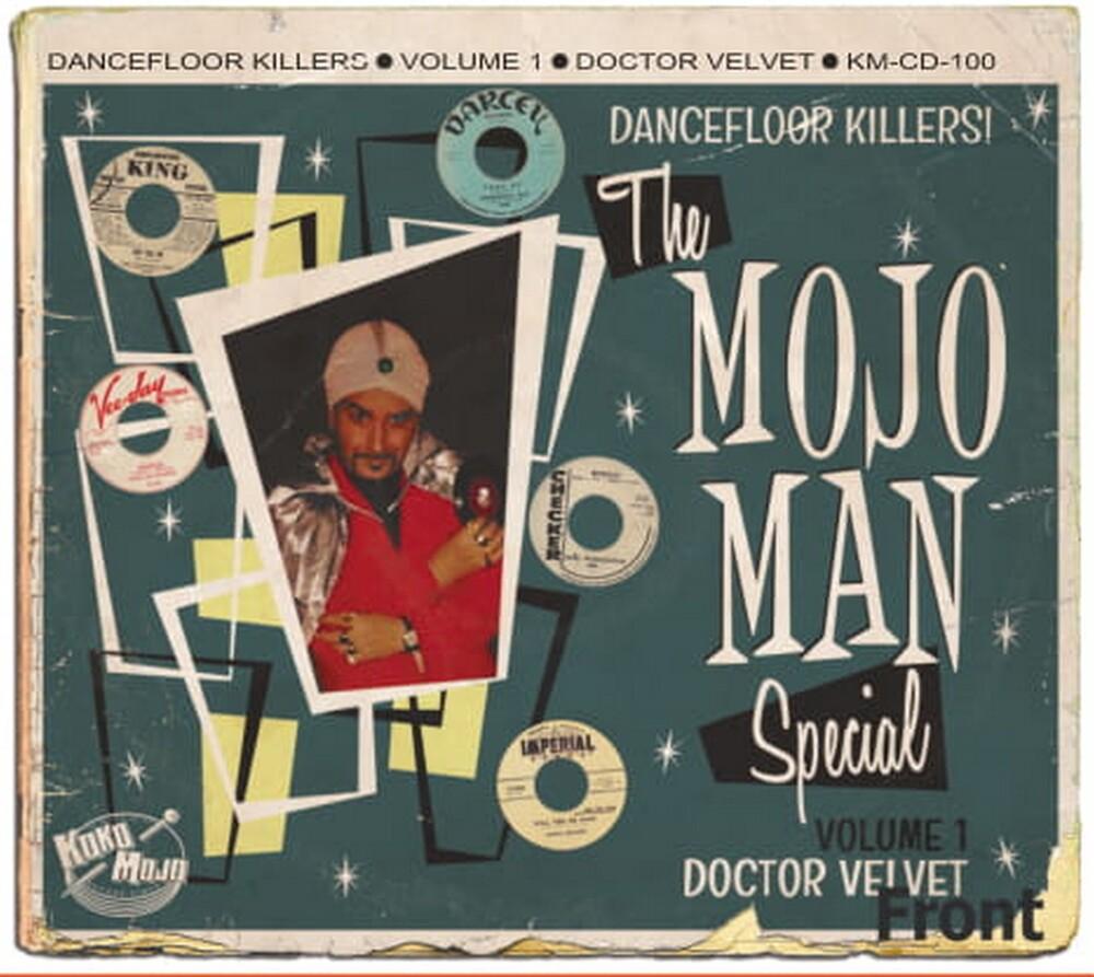Mojo Man Special 1 / Various - Mojo Man Special 1 (Various Artists)