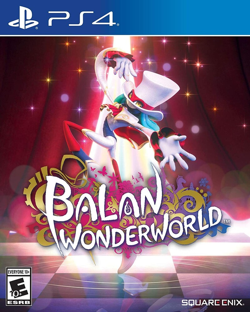 Ps4 Balan Wonderworld - Balan Wonderworld for PlayStation 4