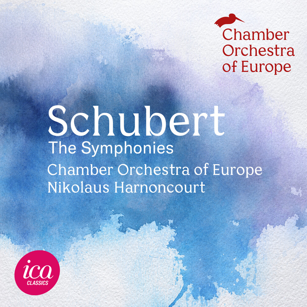Chamber Orchestra Of Europe - Symphonies (4pk)