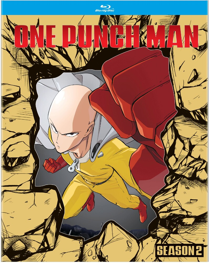 - One-Punch Man: Season 2 (2pc) / (Full 2pk Sub)