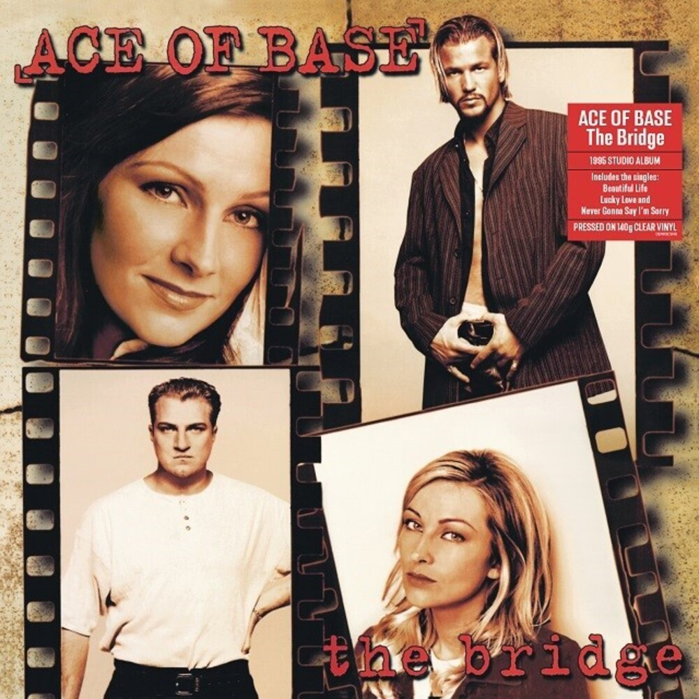 Ace Of Base - Bridge [Clear Vinyl] (Ofgv) (Uk)