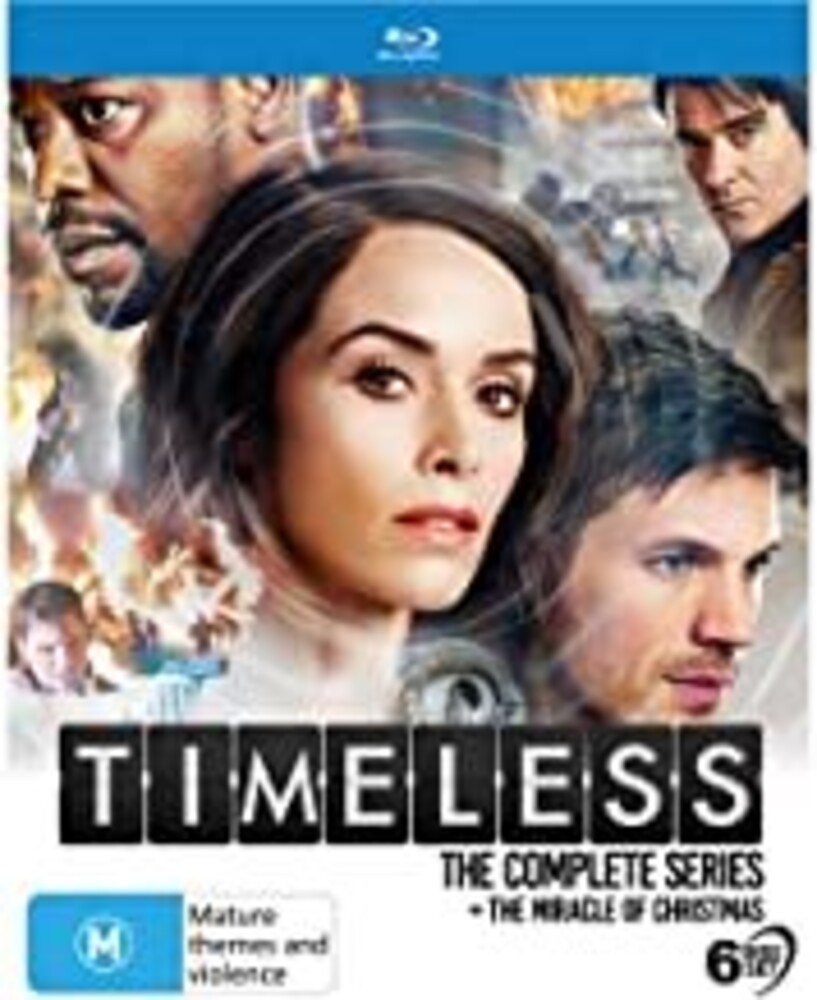 Timeless: The Complete Series - Timeless: The Complete Series (6pc) / (Box Aus)