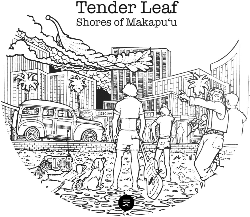 Tender Leaf - Shores Of Makapuu / Coast To Coast