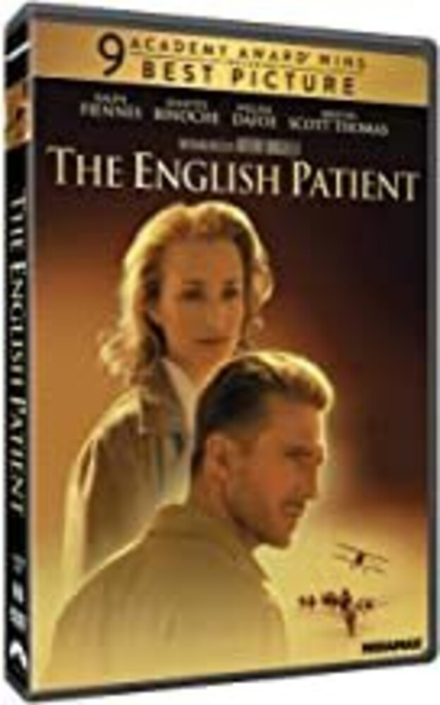 English Patient - English Patient (2pc) / (2pk Ac3 Amar Dol Dts Sub)