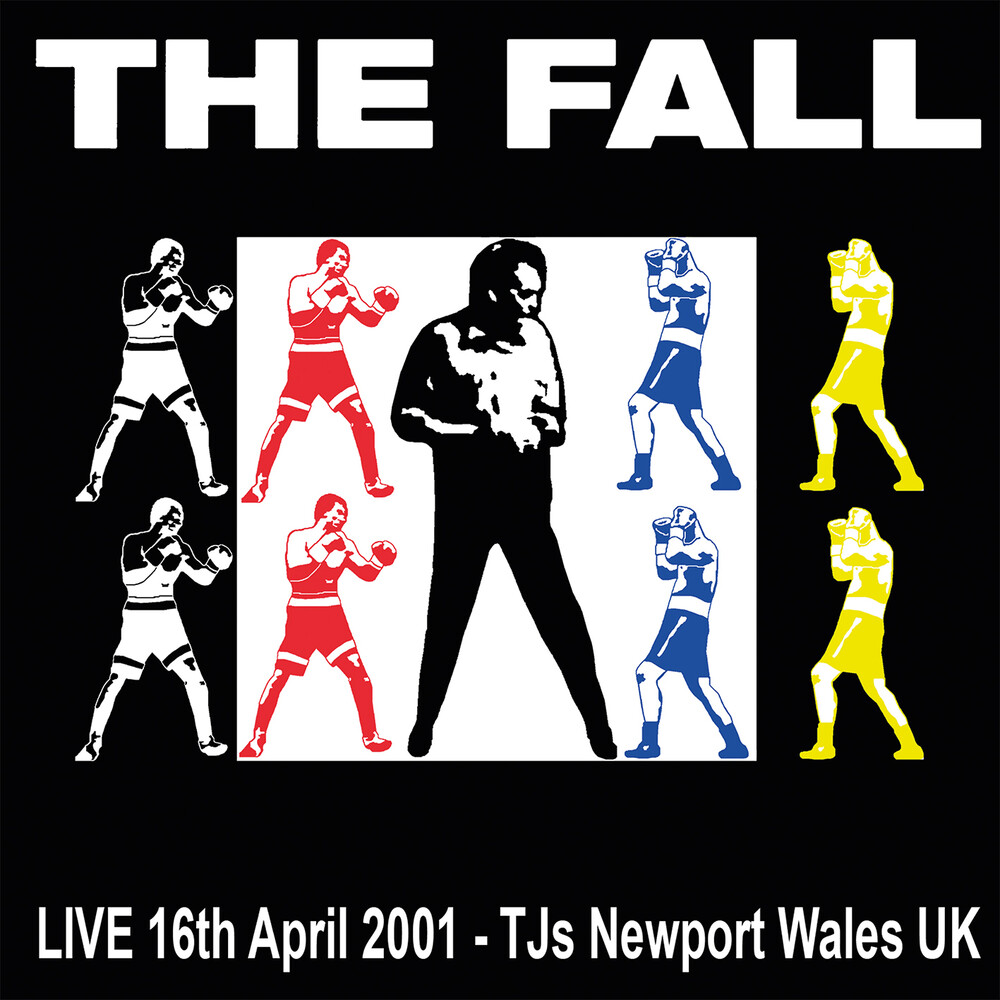 Fall - Live TJ's, Newport 16/04/01