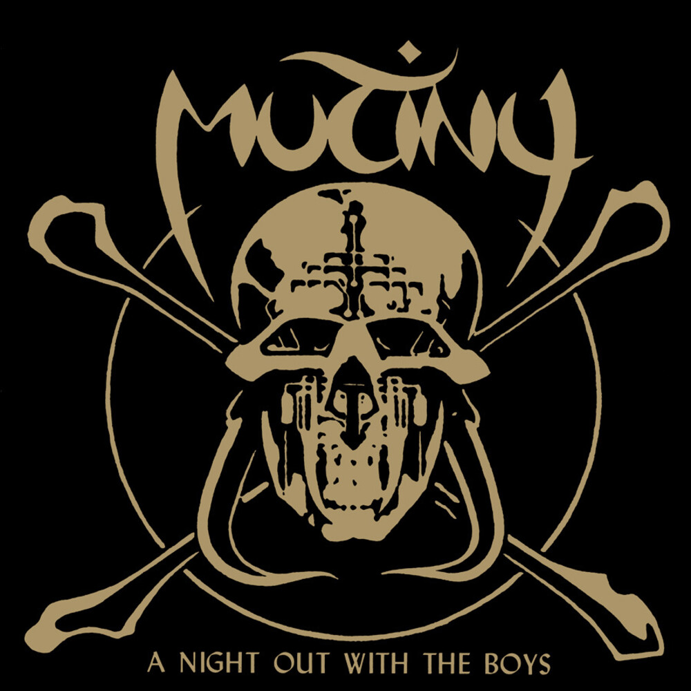 Mutiny - Night Out With The Boys (Blk) [Clear Vinyl] [Limited Edition] [180 Gram]