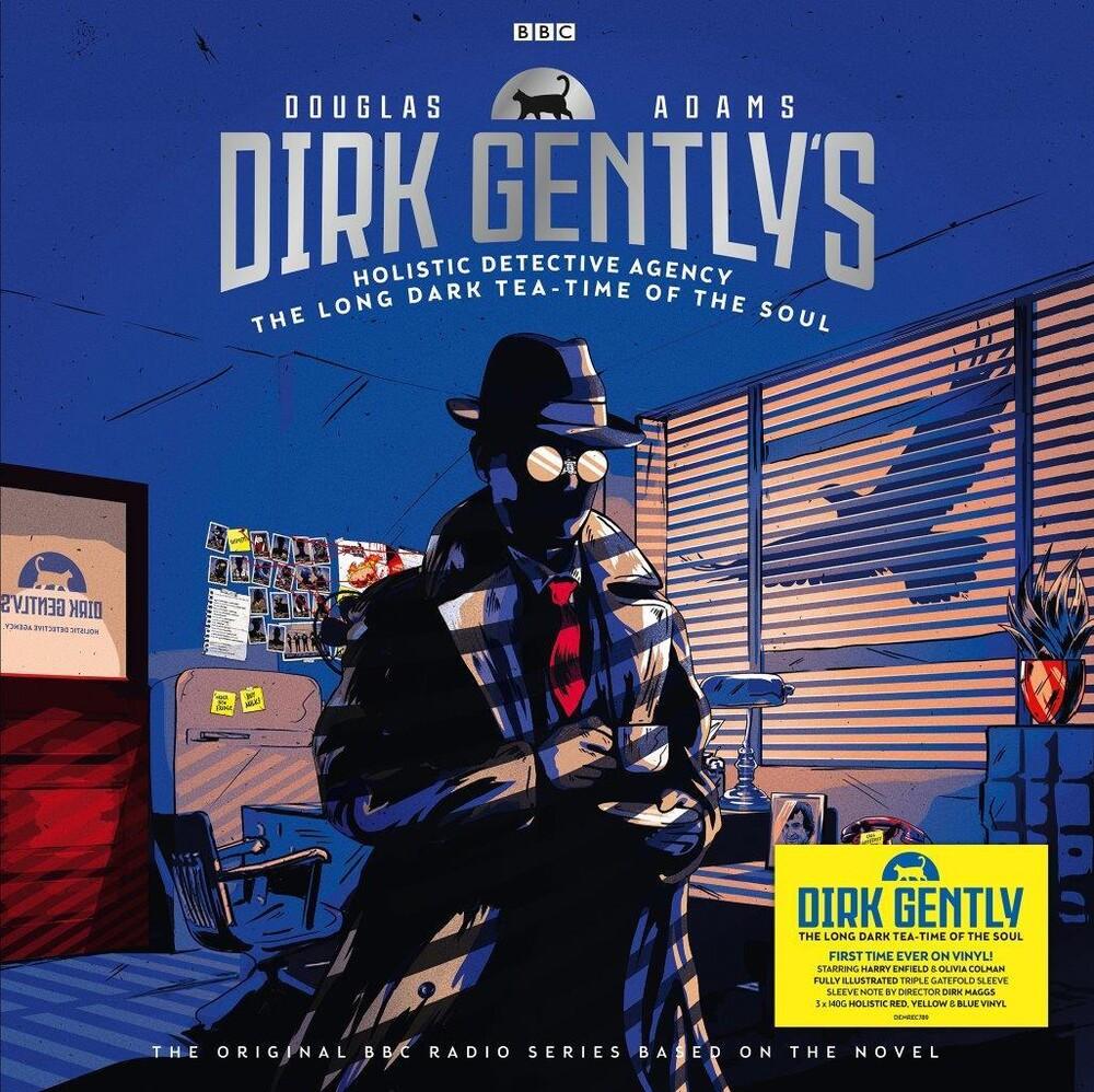 Douglas Adams - Dirk Gently: The Long Dark Tea-Time Of The Soul
