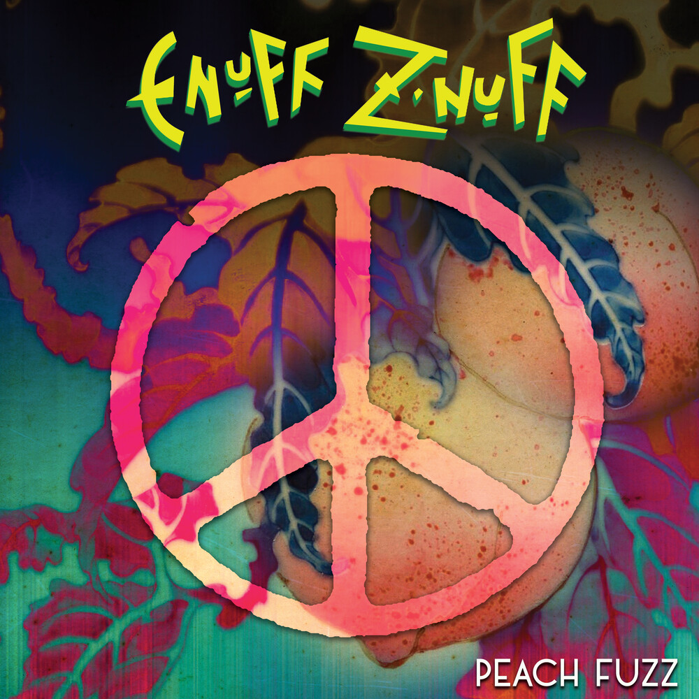 Enuff Znuff - Peach Fuzz (Peach Vinyl) [Colored Vinyl]