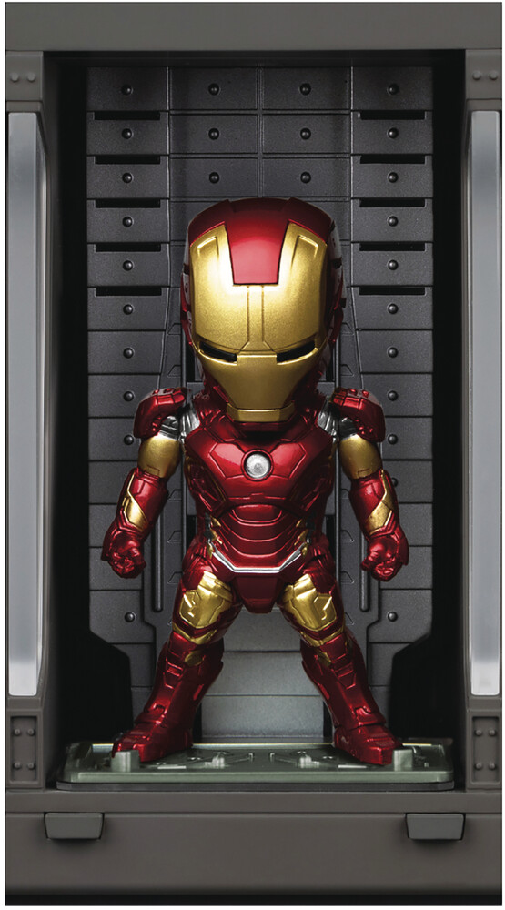 Beast Kingdom - Beast Kingdom - Avengers Age of Ultron MEA-022 Iron Man Mk XlIII WithHall Of Armor Figure