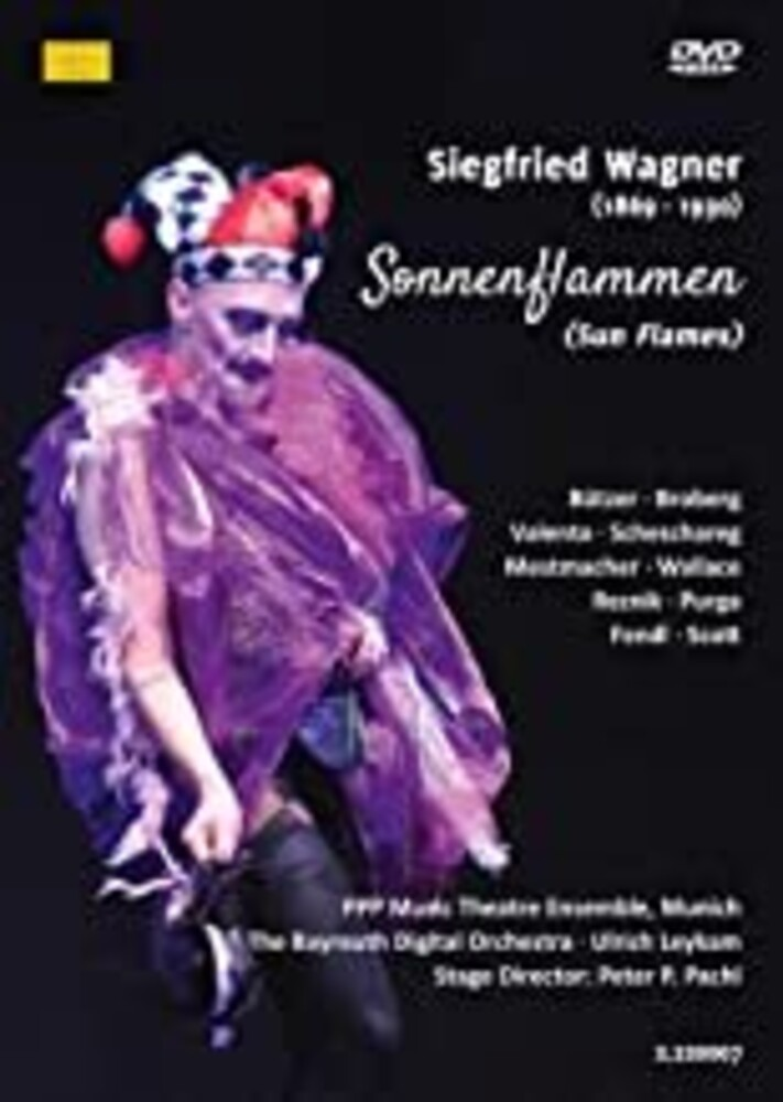 Wagner / Ppp Music Theatre Ensemble / Pachl - Sonnenflammen