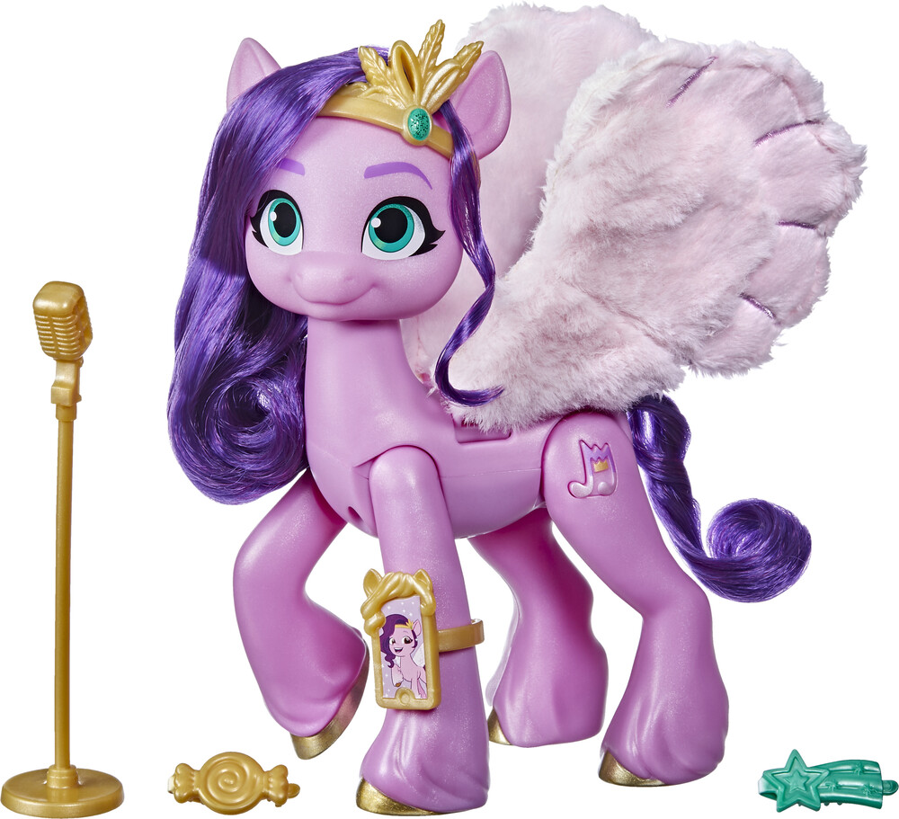 Mlp Movie Singing Star Pipp - Hasbro Collectibles - My Little Pony Movie Singing Star Pipp
