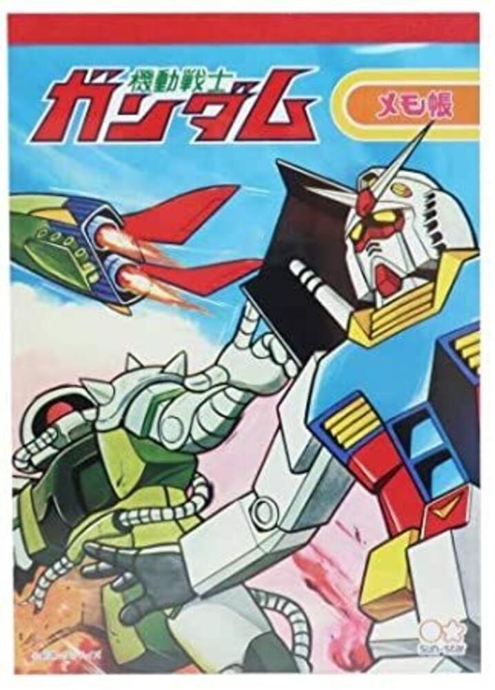 Sun Star - Gundam - A6 Memo GS8 A