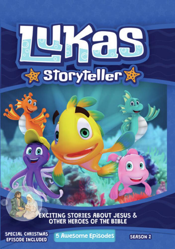 Lukas Storyteller: Season Two - Lukas Storyteller: Season Two / (Mod Ac3 Dol)