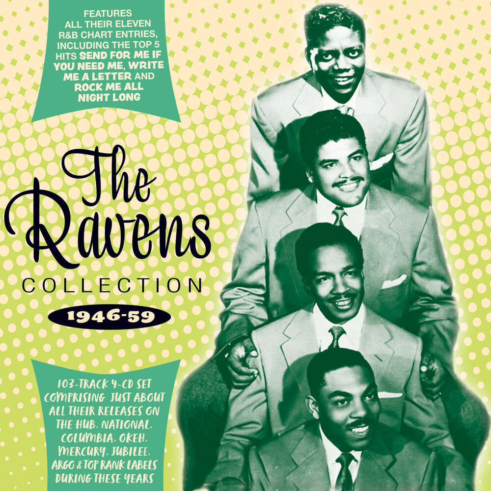 Ravens - Ravens Collection 1946-59