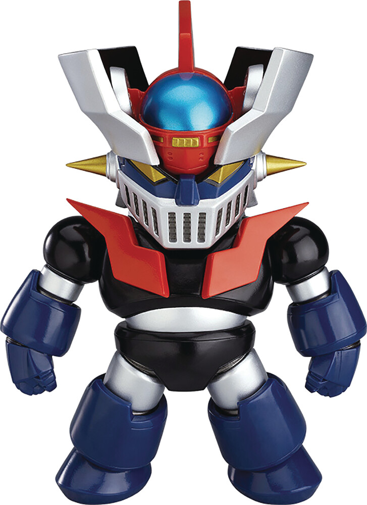 Good Smile Company - Good Smile Company - Vinyl Shogun Omega Force Mazinger Z Soft VinylRobot Figure