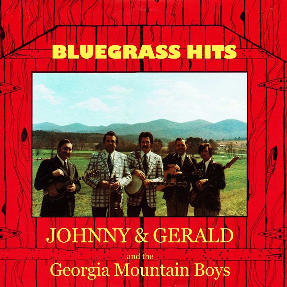 Johnny Jones  / Heaton,Gerald - Bluegrass Hits