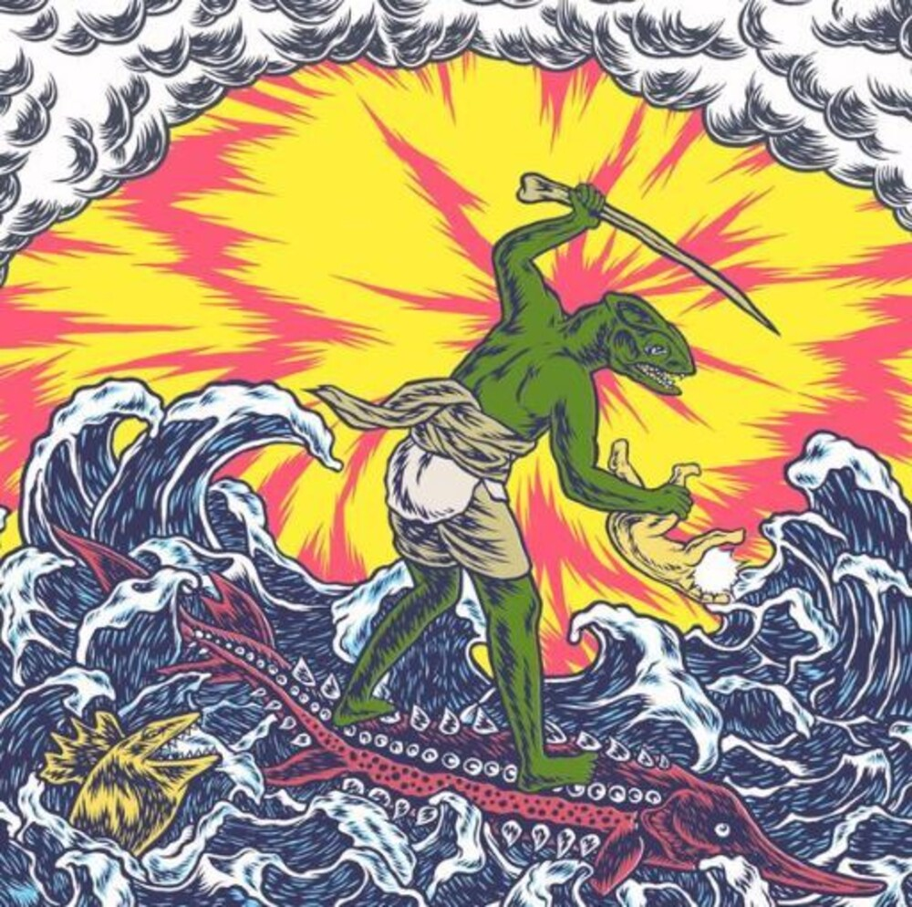 King Gizzard & The Lizard Wizard - Teenage Gizzard [Limited Edition LP]