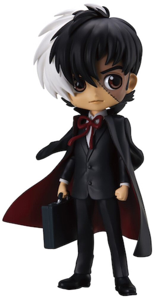 Banpresto - BanPresto - Black Jack - Black Q posket Figure Version A