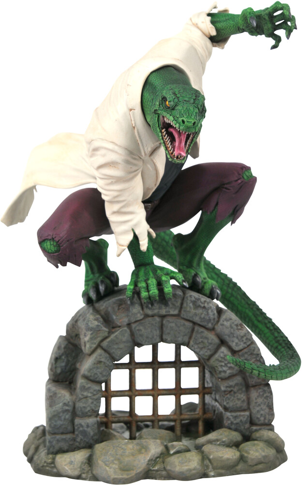 Diamond Select - Diamond Select - Marvel Premier Collection Lizard Statue