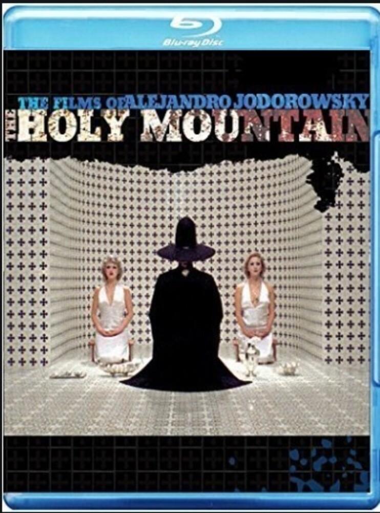 Alejandro Jodorowsky - The Holy Mountain [Blu-ray]