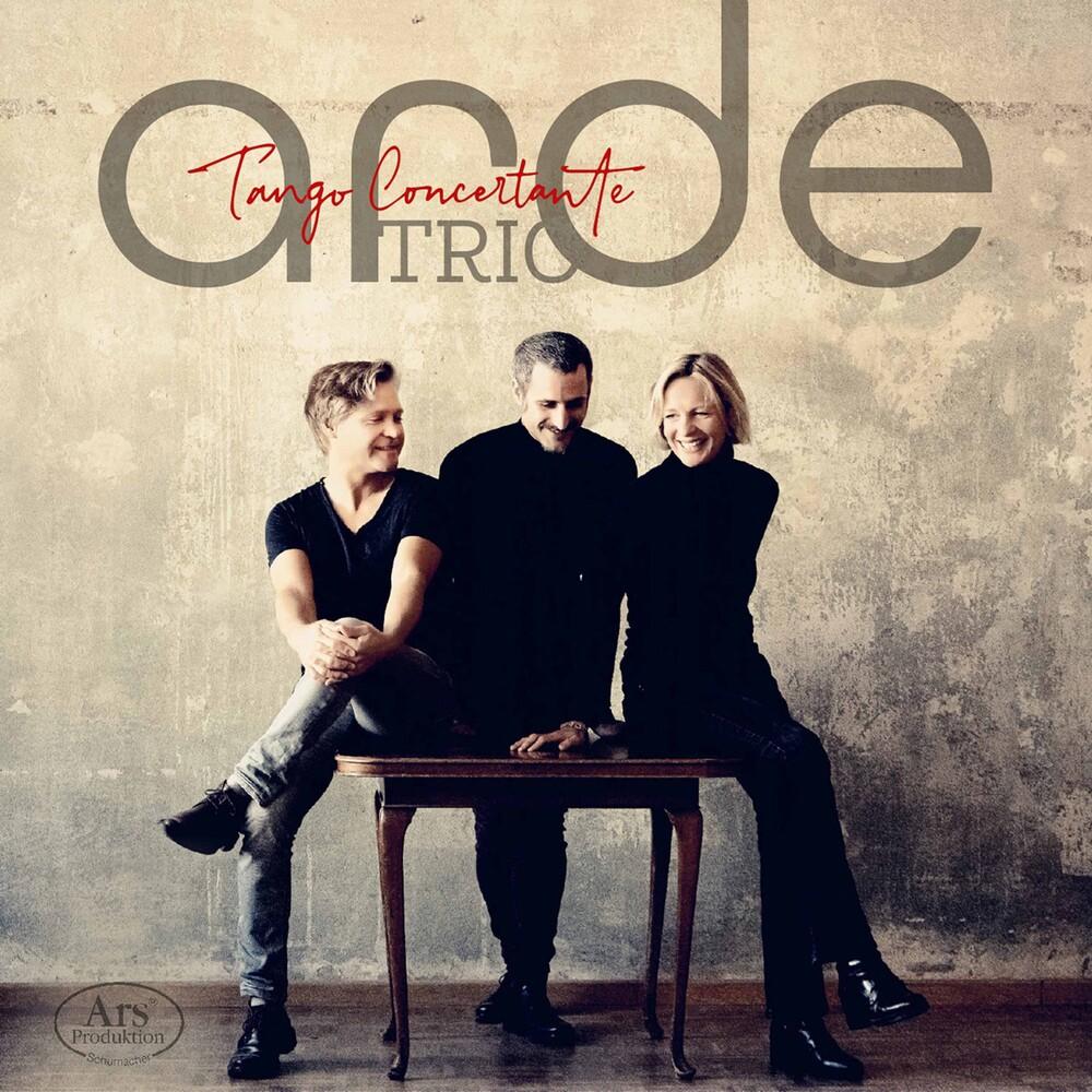 Massa / Arde Trio - Tango Concertante 1