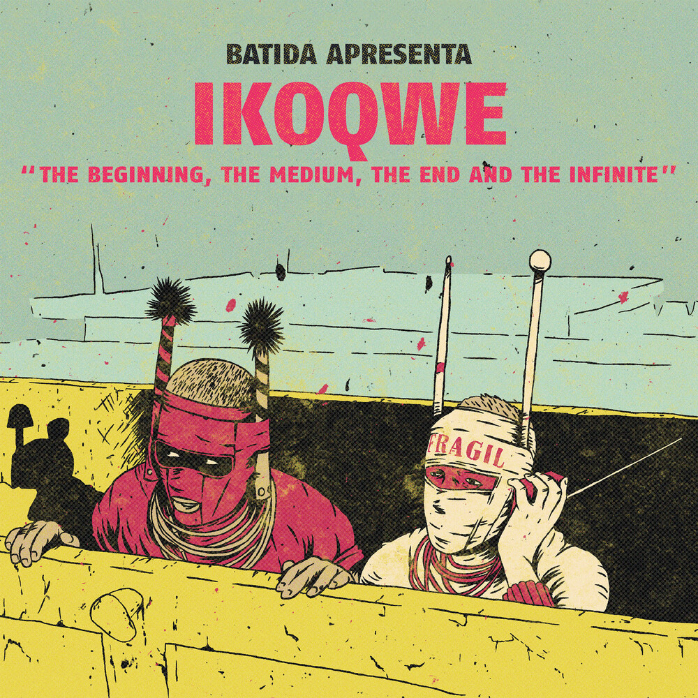 Ikoqwe - The Beginning, The Medium, The End and the Infinite