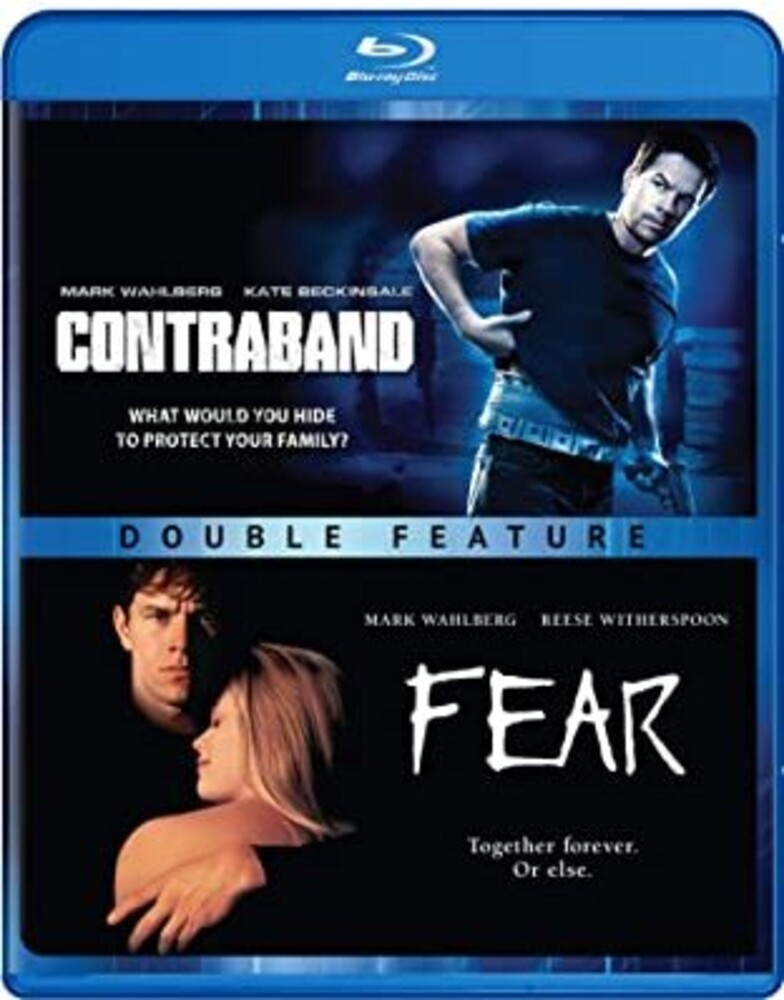 - Contraband & Fear - Double Feature Bd