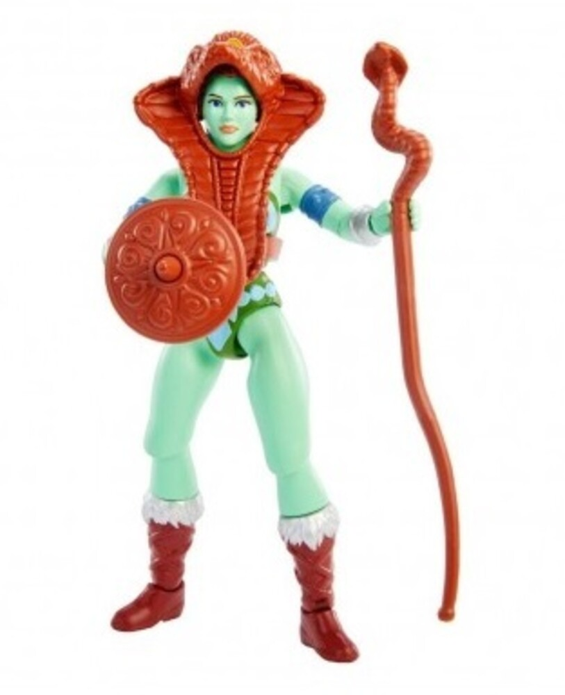 Masters Of The Universe - Mattel Collectible - Masters of the Universe Origins Green Goddess (He-Man, MOTU)
