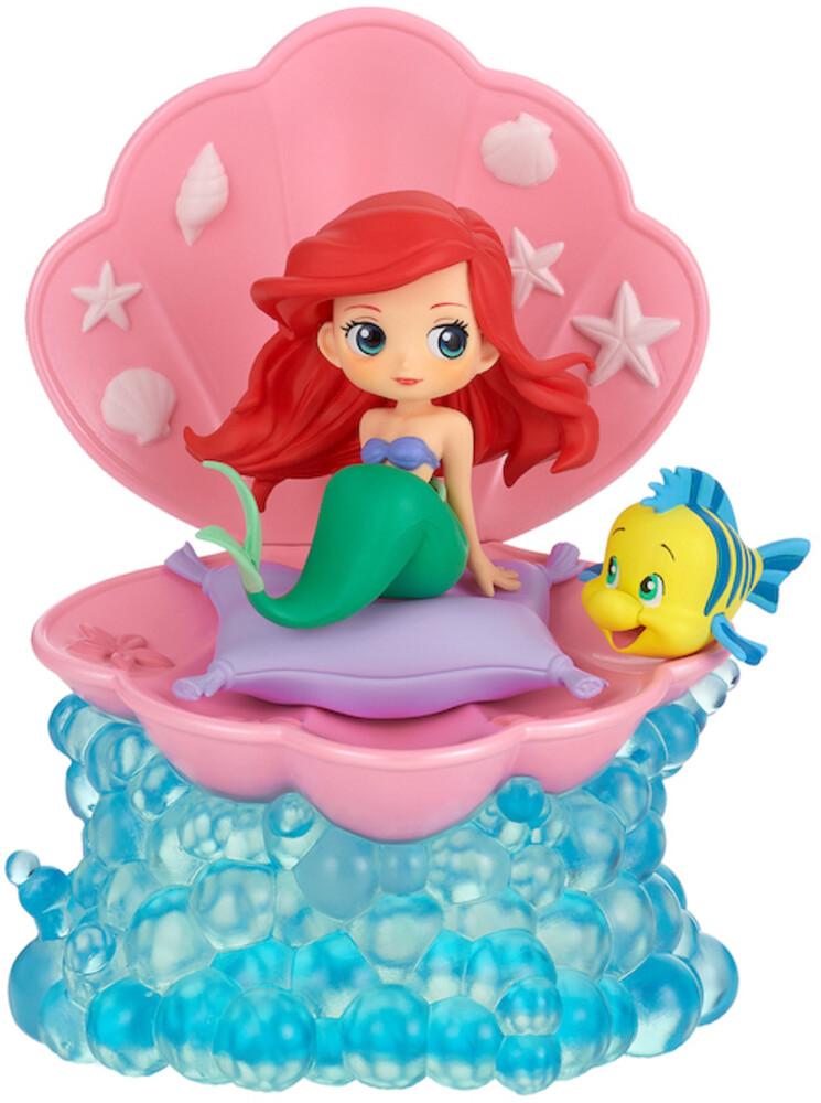 Banpresto - Disney Ariel Q Posket Stories Figure Version A
