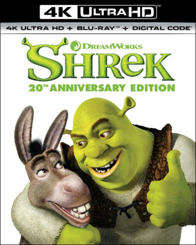 - Shrek: 20th Anniversary Edition