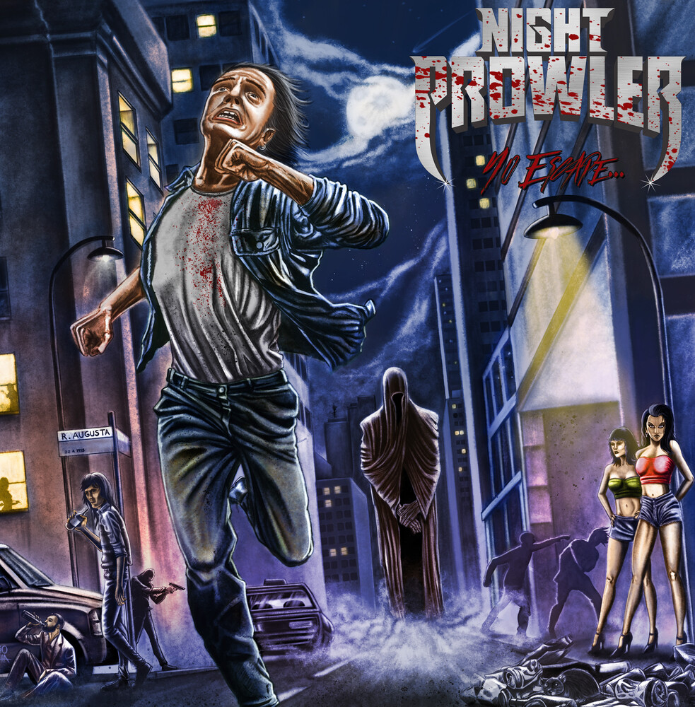 Night Prowler - No Escape