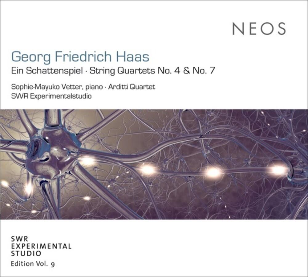 Haas - Ein Schattenspiel String Quartets 4 & 7
