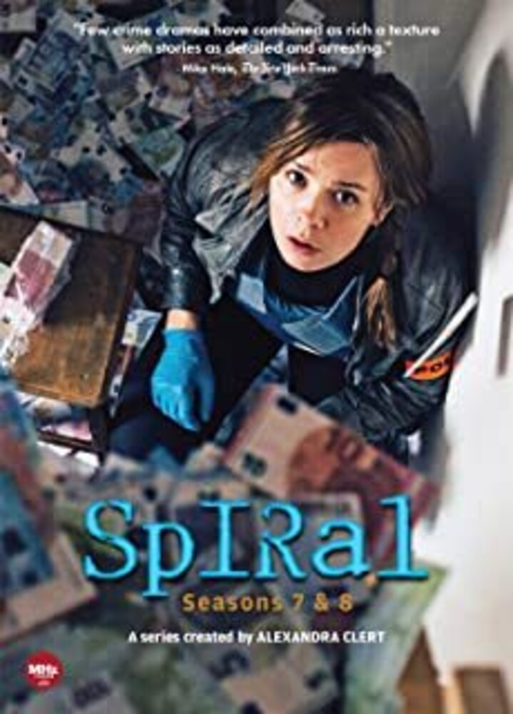- Spiral: Seasons 7 & 8 (8pc) / (Box Ws)
