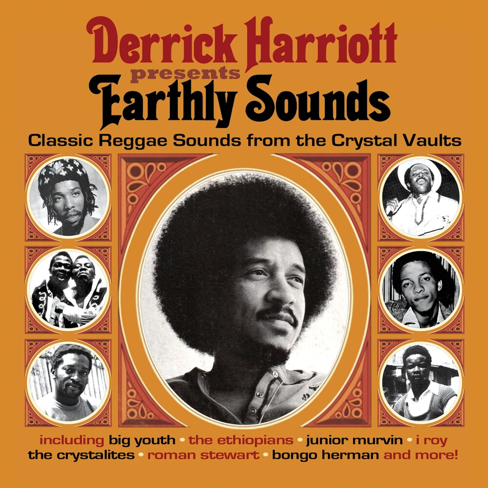 Derrick Harriott Presents Earthly Sounds / Various - Derrick Harriott Presents Earthly Sounds / Various