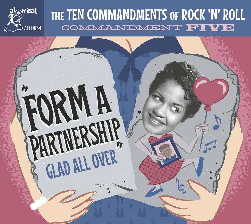Ten Commandments Of Rock 'n' Roll 5 / Various - Ten Commandments Of Rock 'n' Roll 5 / Various