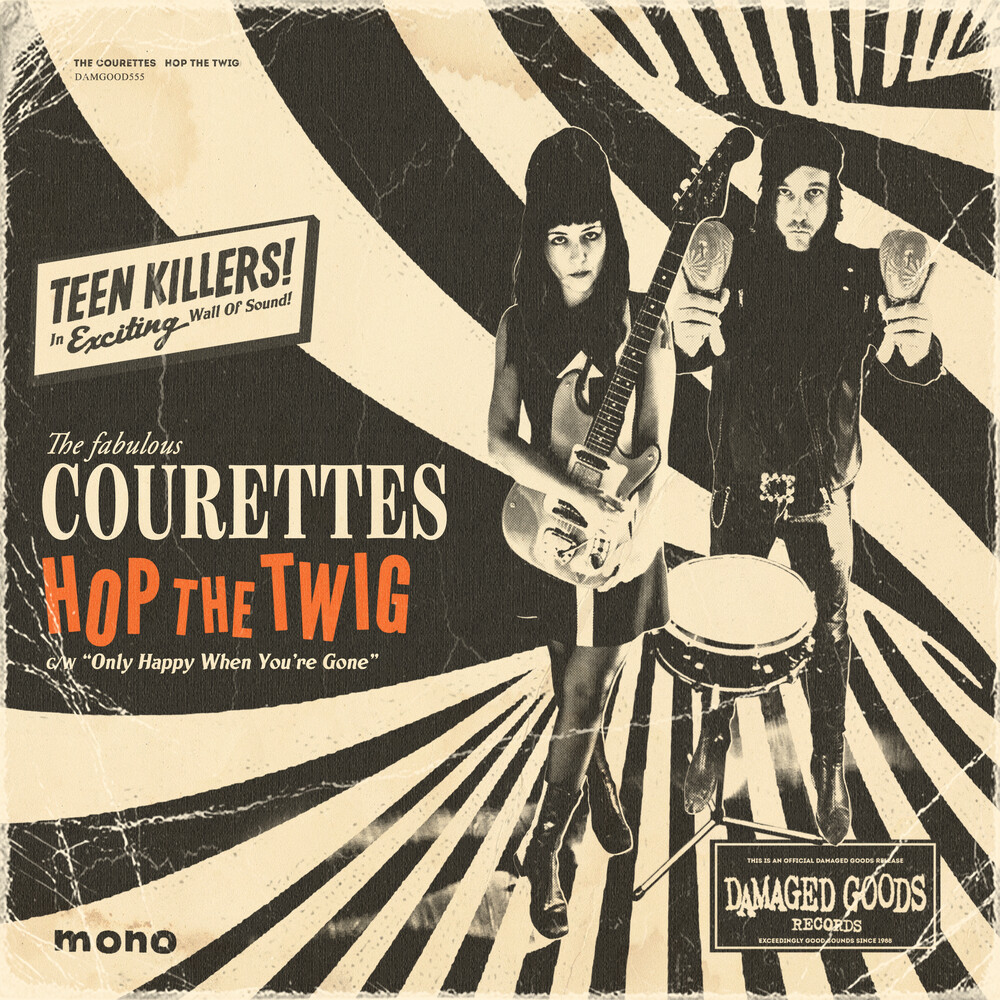 Courettes - Hop The Twig