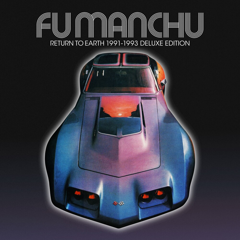 Fu Manchu - Return To Earth (Purp) (Uk)