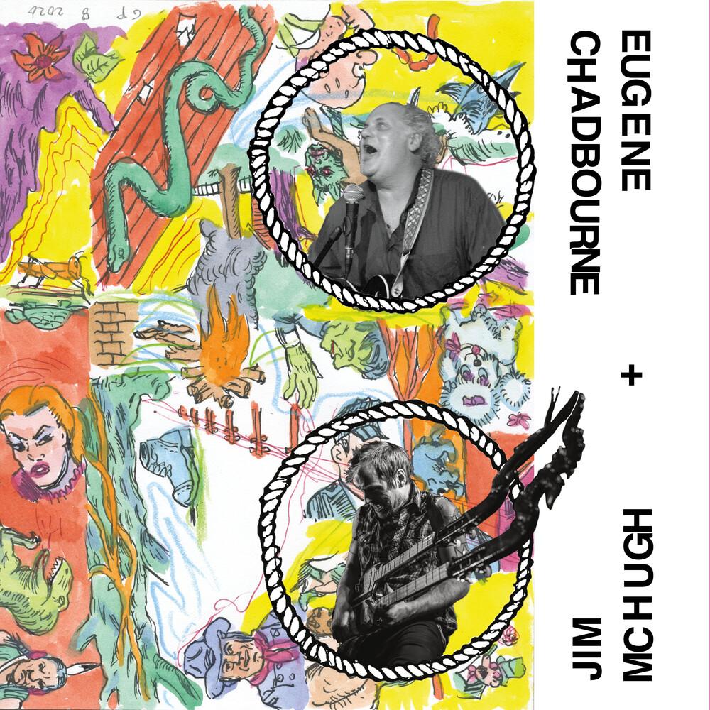 Eugene Chadbourne  / Mchugh,Jim - Bad Scene