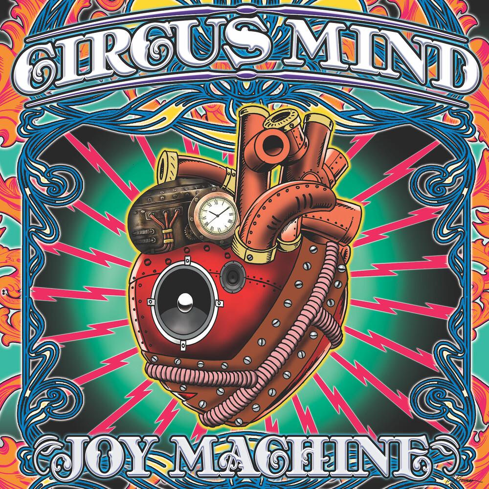 Circus Mind - Joy Machine