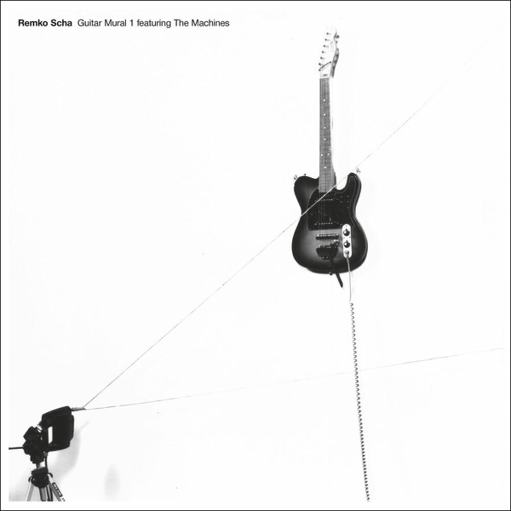 Remko Scha - Guitar Mural 1 Feat Machines (2pk)