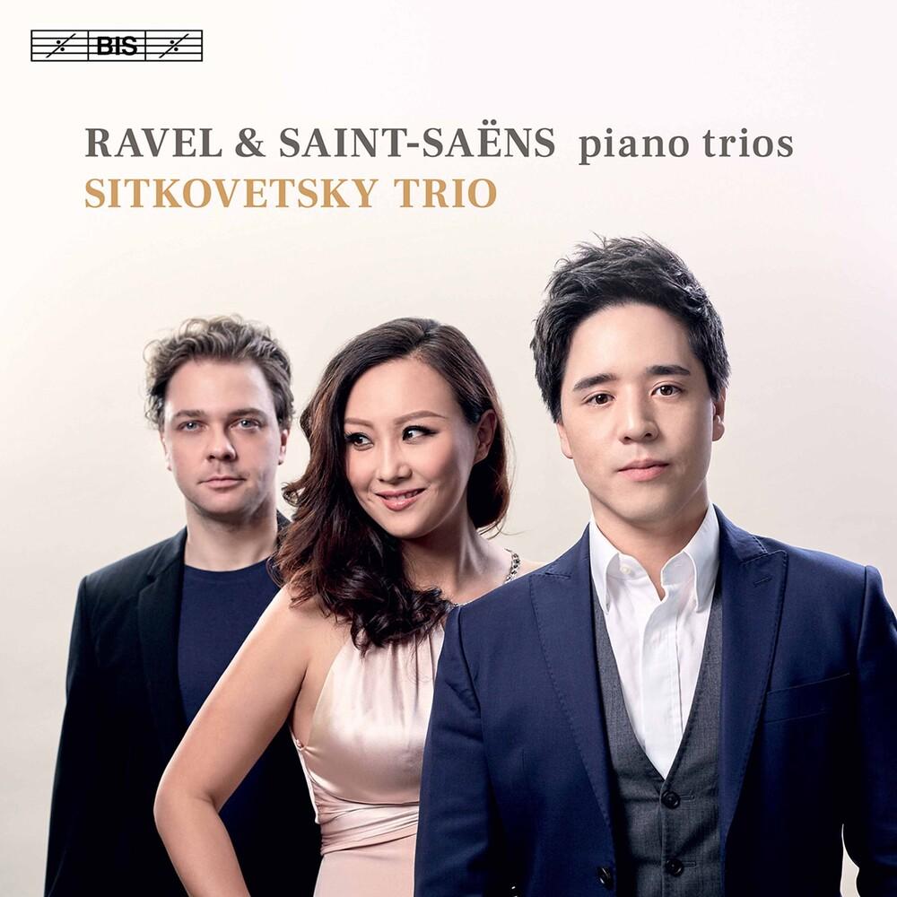 Ravel / Sitkovetsky Trio - Piano Trios (Hybr)