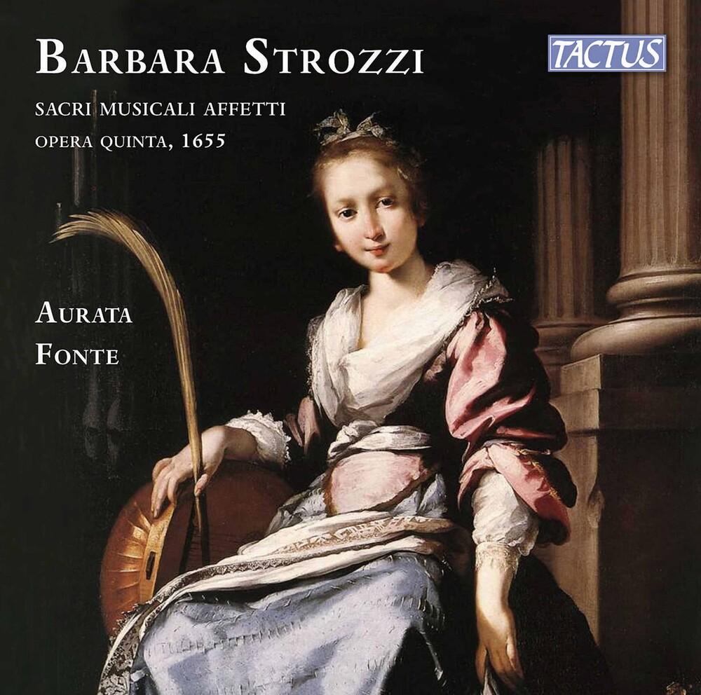 Strozzi / Aurata Fonte - Sacri Musicali Affetti (2pk)