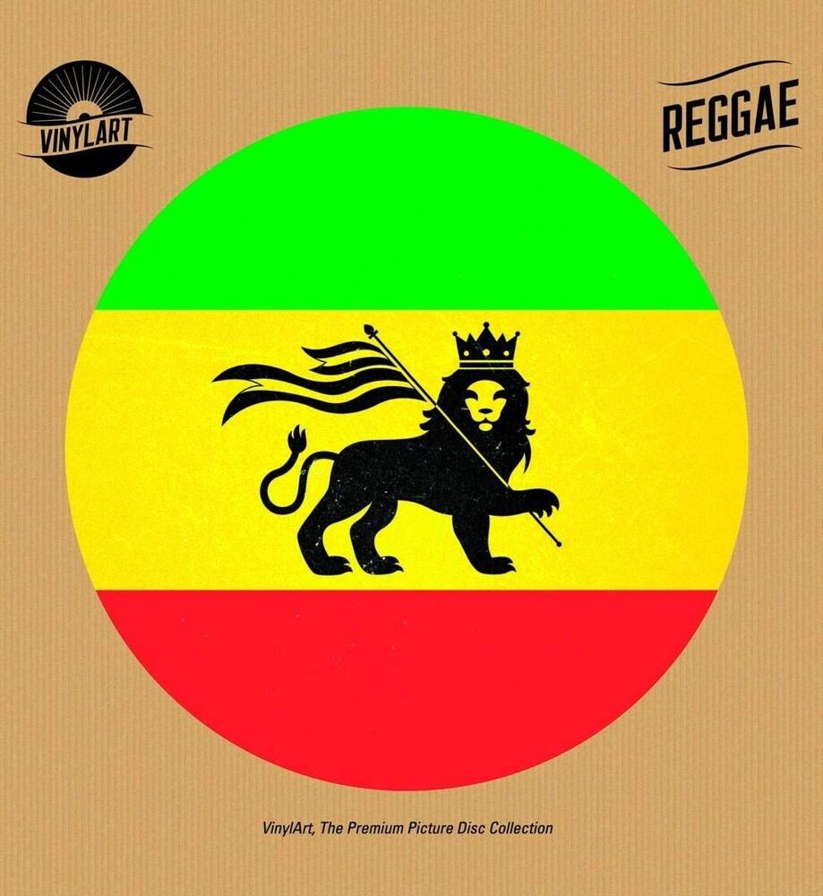 - Vinylart: Reggae / Various [Picture Disc]