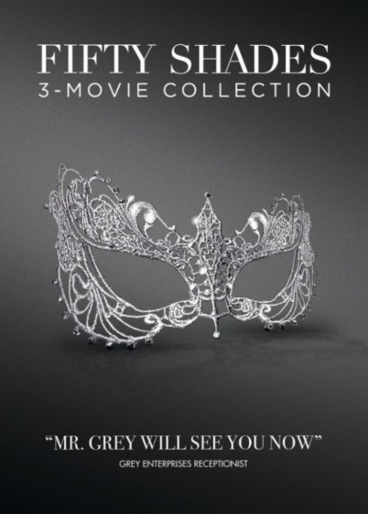 - Fifty Shades 3-Movie Collection (3pc) / (3pk)
