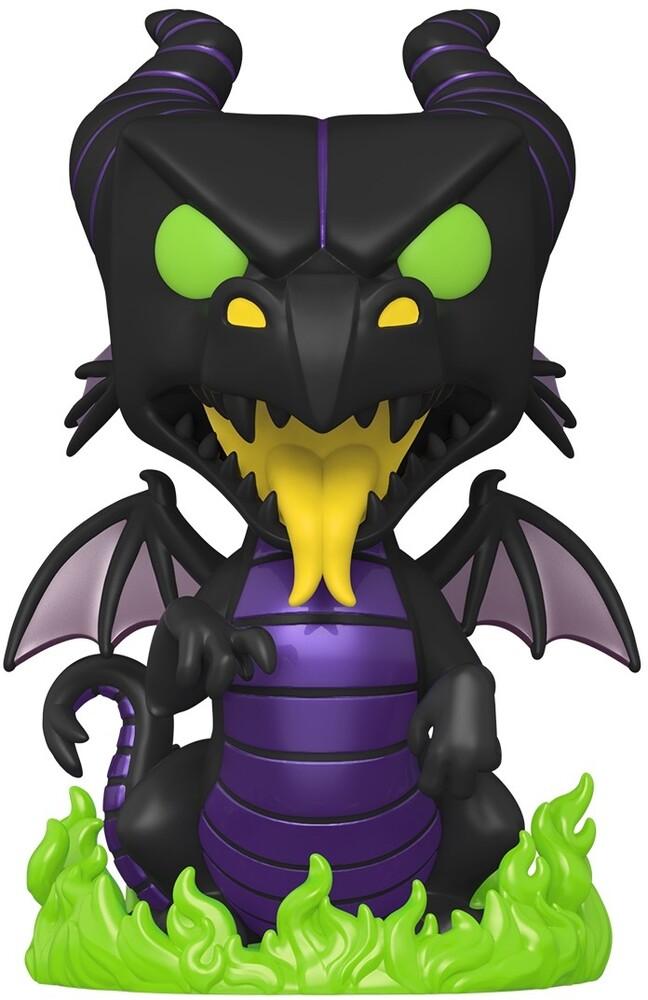 - Disney Villains - Maleficent Dragon 10 (Vfig)
