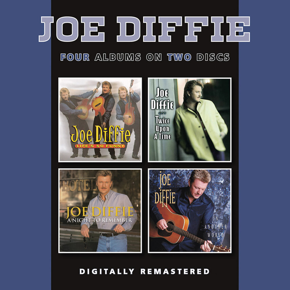 Joe Diffie - Life's So Funny / Twice Upon A Time / Night To
