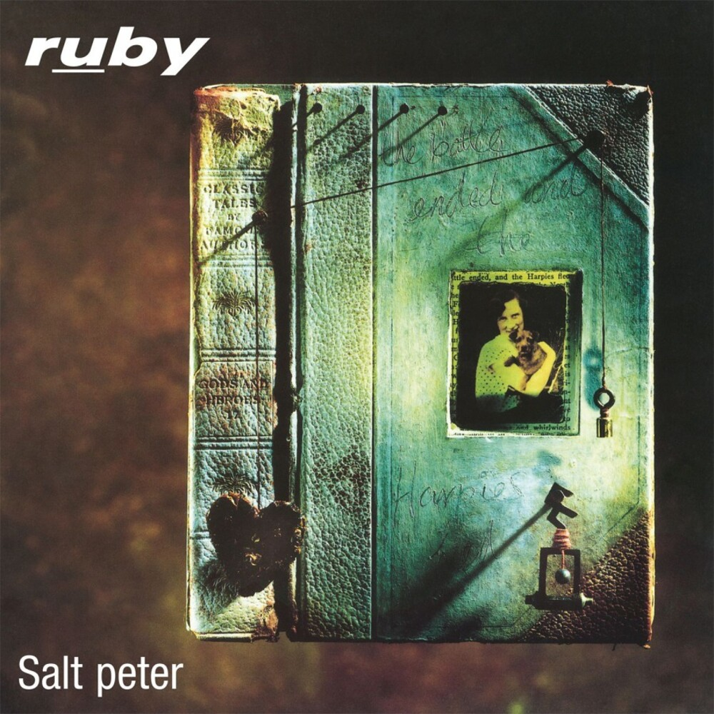 Ruby - Salt Peter (Blk) [Colored Vinyl] [Limited Edition] [180 Gram] (Red) (Hol)