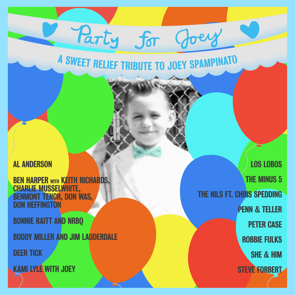 Sweet Relief Tribute To Joey Spampinato / Various - Sweet Relief Tribute To Joey Spampinato / Various
